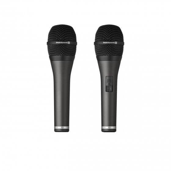 Beyerdynamic TG V70 s Hypercardioid Dynamic Vocal Microphone with On/Off Switch, Microphone Clamp & Storage Bag Included (TG-V70s) (TGV70s) - Music Bliss Malaysia