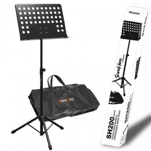 Bespeco SH200 Professional Music Stand with bag - Music Bliss Malaysia