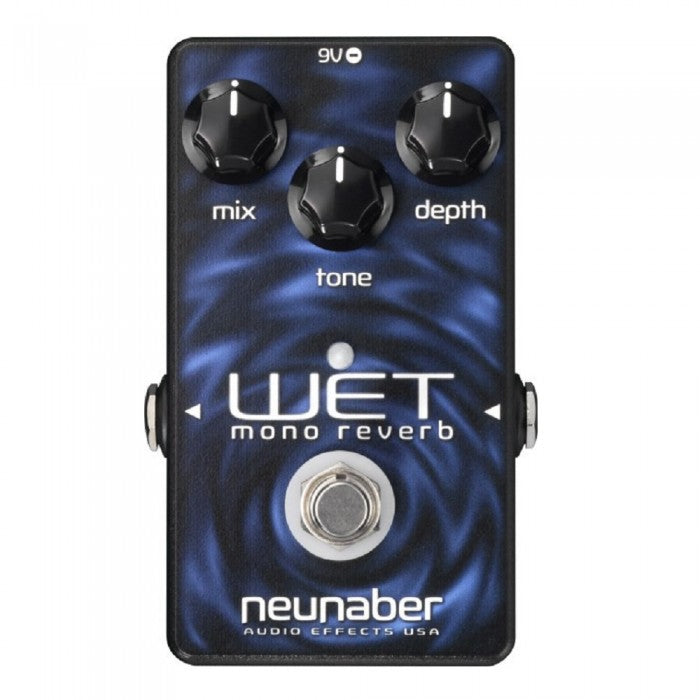 Neunaber Technology Wet Mono Reverb Effects Pedal - Music Bliss Malaysia
