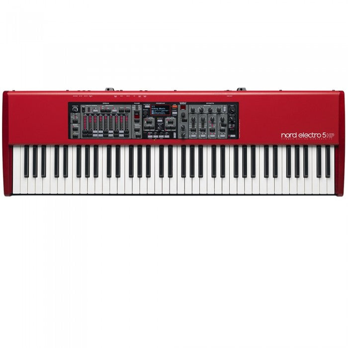 Nord Electro 5 HP73 73-Key Hammer Action Portable Keyboard - Music Bliss Malaysia