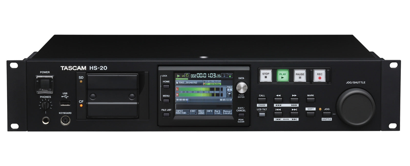 TASCAM HS-20 Contractor Recorder (HS20)