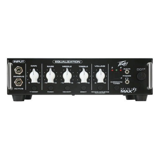 Peavey MiniMAX 500-Watt Lightweight Bass Head