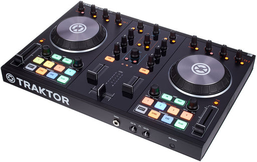 Native Instruments Traktor Kontrol S2 MK2 USB DJ Control Surface