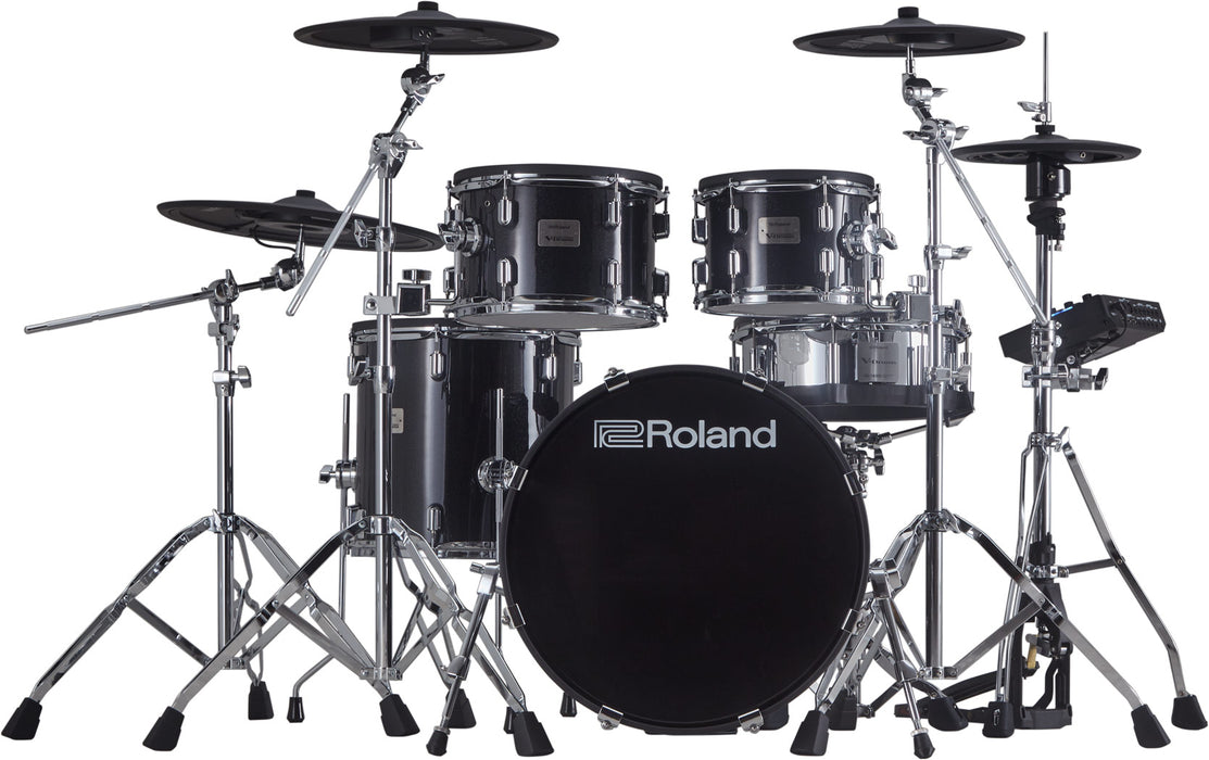 Roland V-Drums Acoustic Design VAD506 Electronic Drum Set (VAD-506 / VAD 506) *Launching Promotion* - Music Bliss Malaysia