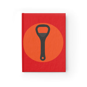 Bottle Opener Notebook