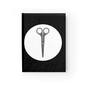 Japanese Scissors Notebook