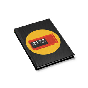 Digital Clock Notebook