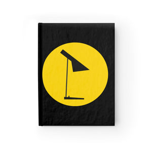 AJ Lamp Notebook