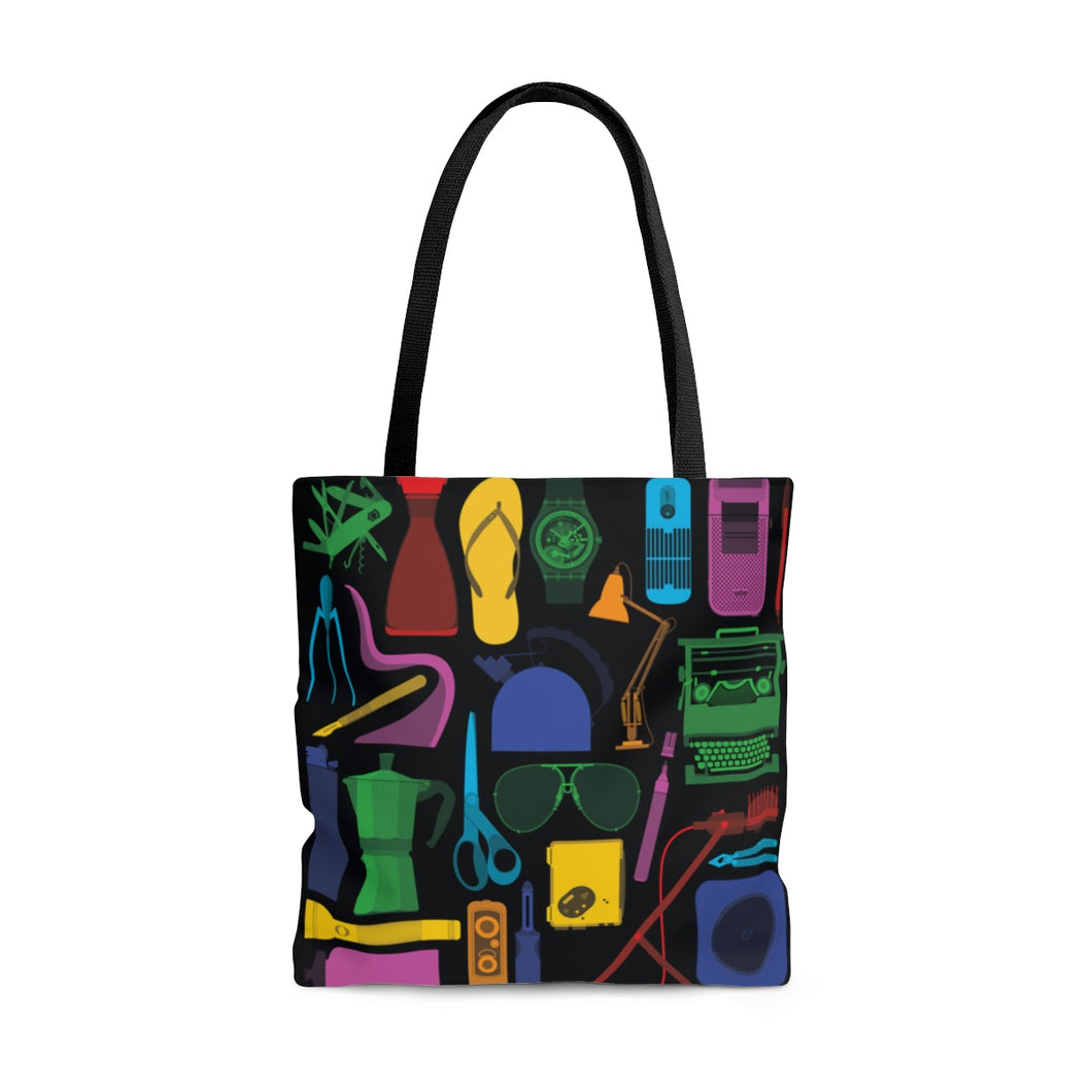 ICONIX Tote Bag – for people who have everything and now want to lug it around...