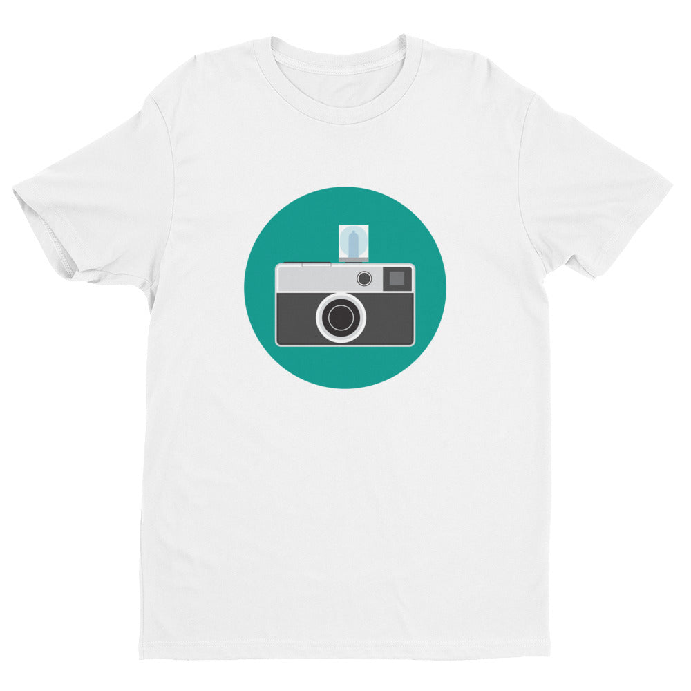 Instamatic on teal (Men)