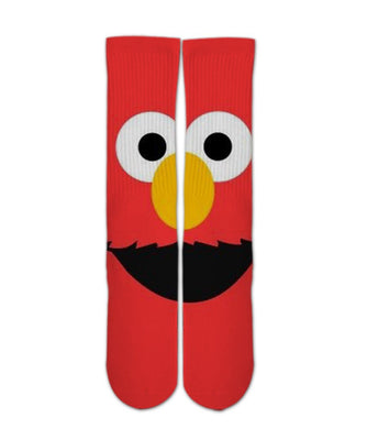 Elmo elite socks - Dope Sox Official-Elite custom socks