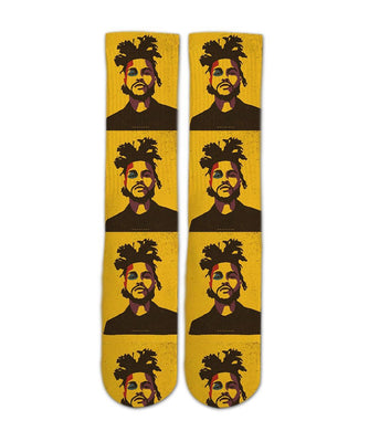 The weekend elite socks - Dope Sox Official-Elite custom socks