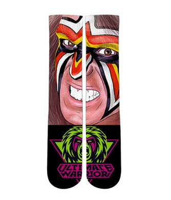 Ultimate warrior Elite sublimated socks - Dope Sox Official-Elite custom socks