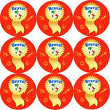 Brava! Italian Language School Reward Stickers/Merit Stickers