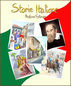 Storie Italiane: Short stories in Italian for young readers and Italian language students (Italian Edition) - Ebook