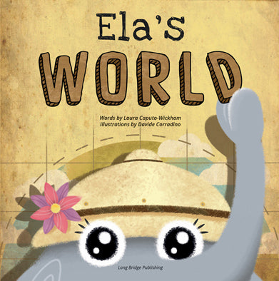 Ela's World: A playful story about heritage and world cultures