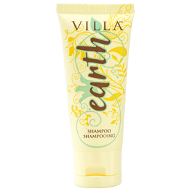 Villa Earth - Shampoo Tube
