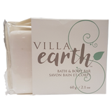 Villa Earth - Bath and Body Bar 60g - 100 per case
