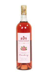 Princess Cranberry Wine 750ml