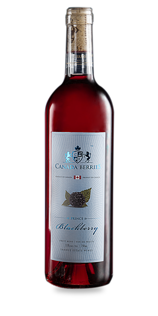 Prince Blackberry Wine 750ml
