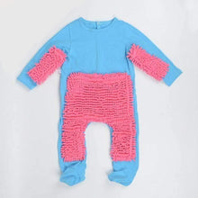Load image into Gallery viewer, Mrs. Cutesy's Baby Mop Onesie,[shop.name], trend, gift, valentines, ring, promise ring