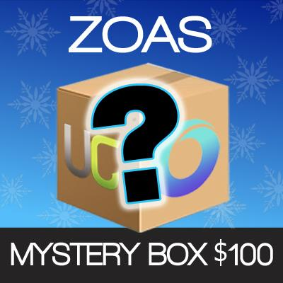 Zoa Mystery Box - $200 Value