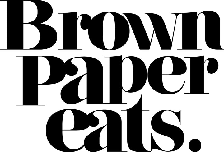 Brown Paper Eats