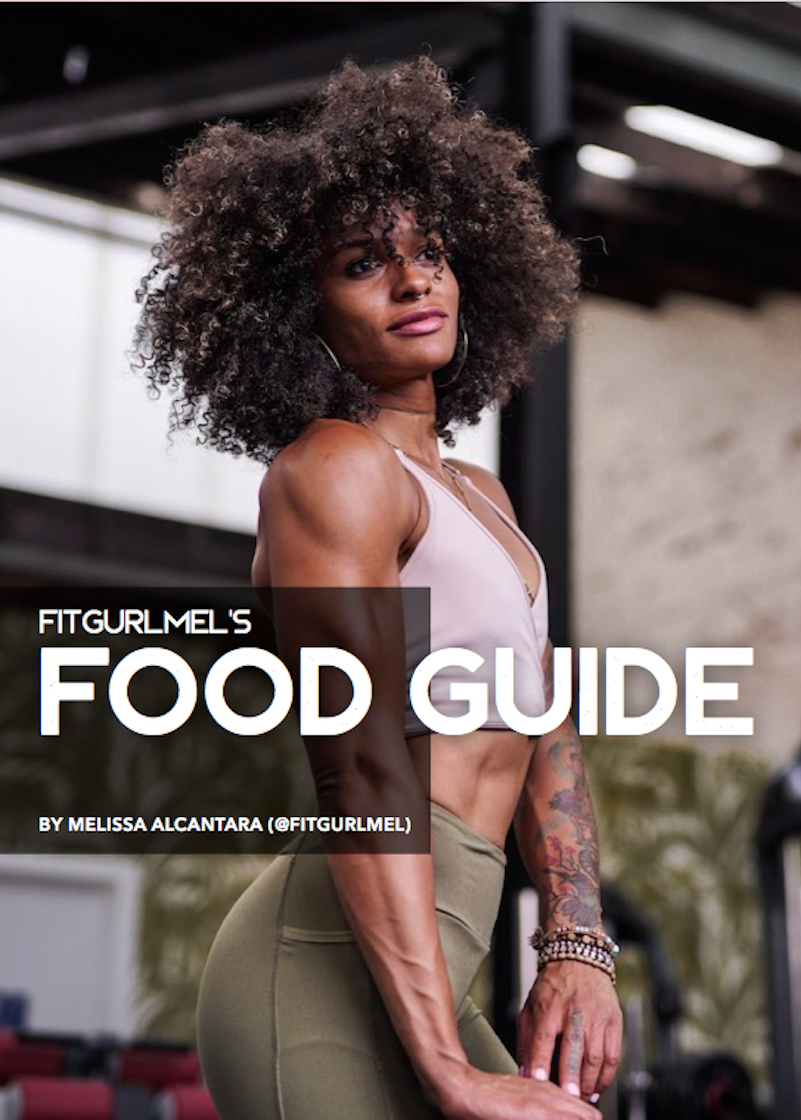 Fitgurlmel 3-Day Food Guide
