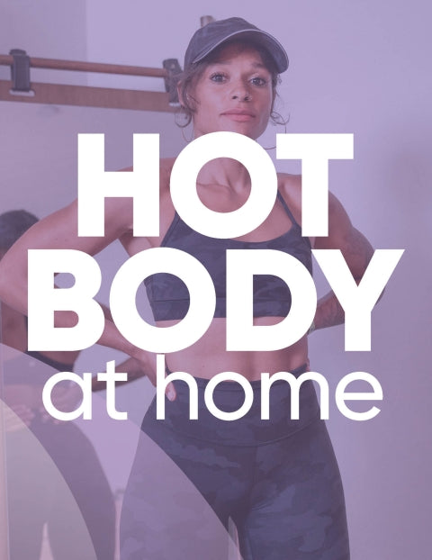 Hot Body at Home Training Program