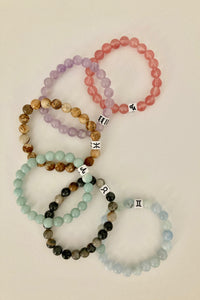 Zodiac Bracelets Jan-June