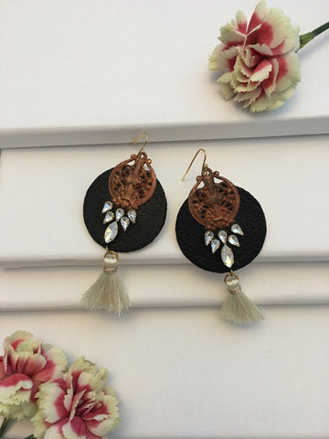 Camille Tassel Earrings