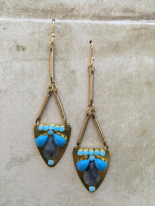 Alice Drop Earrings