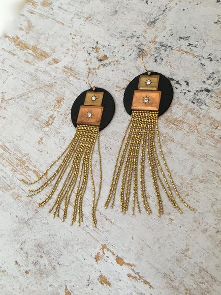 Lo Fringe Earrings