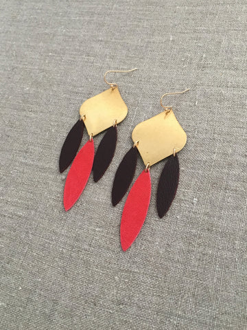 Symmetrical Earrings