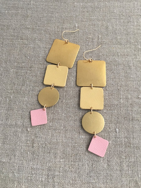 Quadra Earrings