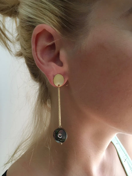 Asymmetric Earrings