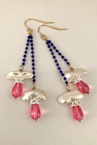 Nencia Earrings