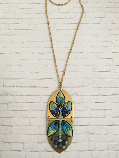 Pacifico Statement Pendant