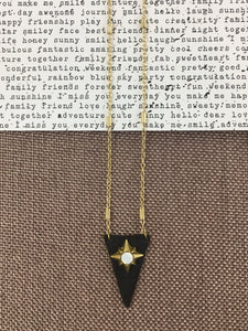 Nova Star Necklace