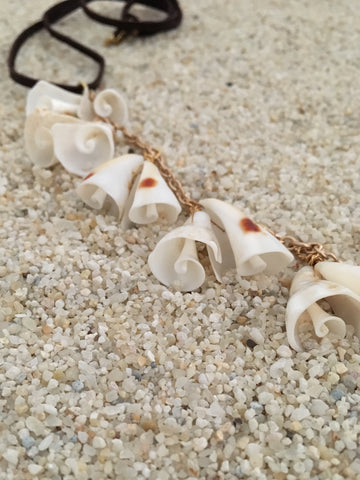 Dancing Shell Necklace
