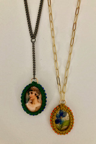 Mada Necklace