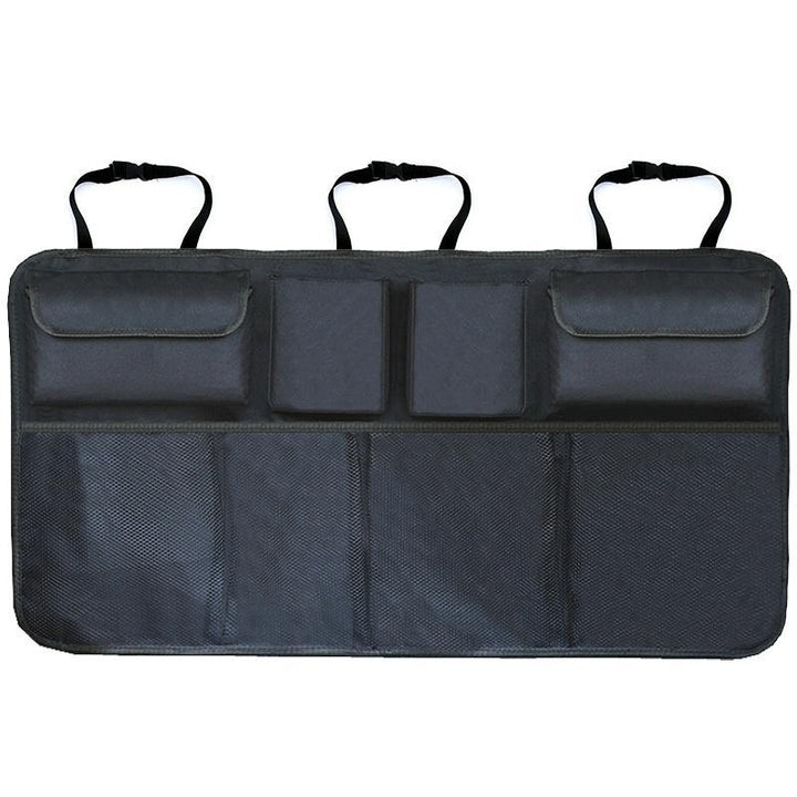 CNS Deals Car Interior Organizer Car Trunk Organizer Adjustable Backseat Storage Bag