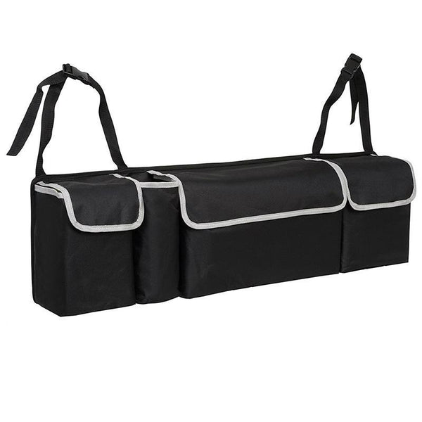 Car Trunk Organizer Backseat Storage Bag High Capacity Multi-use