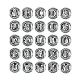 CNS Deals - The Deals Are Here Charm Vintage A to Z 26 Letter Alphabet Bead Charms for Bracelets & Bangles