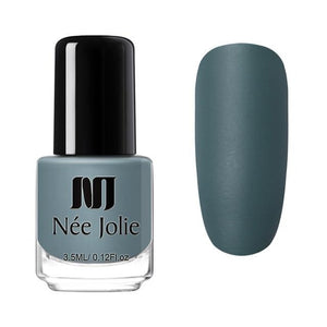 18ml Long Lasting Matte Nail Polish