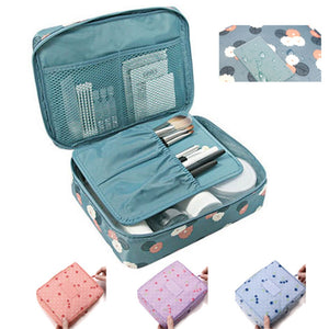 Waterproof Beautician Travel Cosmetic Bag