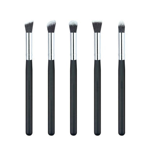 S Shape Kabuki Makeup Brush