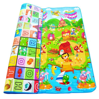 Baby Care Activity Crawling Floor Play Mat