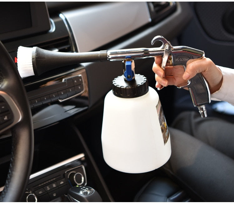 Interiner high pressure car interior cleaner apmoe a - Cleaning supplies for car interior ...