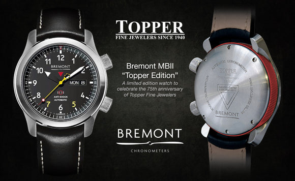 The Bremont MBII